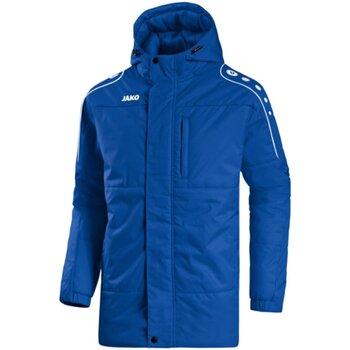 Kleidung Herren Parkas Jako Sport Coachjacke Active 7197 04 blau