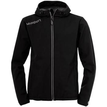 Kleidung Herren Jacken Uhlsport Sport ESSENTIAL Softshelljacke 1003247 01 schwarz