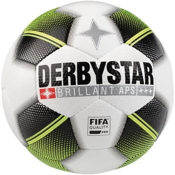 Accessoires Sportzubehör Derby Star Sport FUSSBALL BRILLANT APS 1733 125 weiß