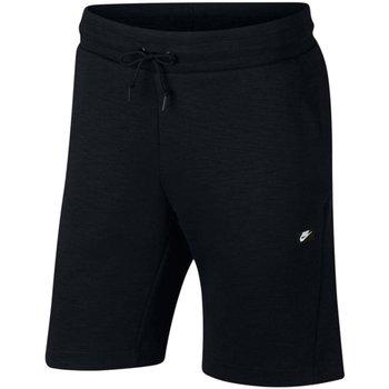 Kleidung Herren Shorts / Bermudas Nike Sport Bekleidung Sportswear Optic Short 928509-011 schwarz