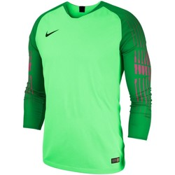 Kleidung Herren Langarmshirts Nike Sport M NK GARDIEN II GK JSY LS 898043 398 Other