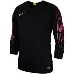 Kleidung Herren Langarmshirts Nike Sport Gardien II GK LS 898043-010 Other