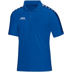 Kleidung Herren Polohemden Jako Sport Polo Striker 6316 04 blau