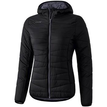 Kleidung Damen Daunenjacken Erima Sport Steppjacke Schwarz Grau 9060708 schwarz