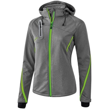 Kleidung Damen Trainingsjacken Erima Sport Softshell Jacket Function Women 9060712 grau