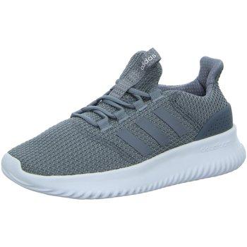 Schuhe Jungen Laufschuhe adidas Originals Running CLOUDFOAM ULTIMATE B75676 grau