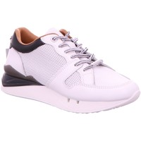 Schuhe Damen Sneaker Low Cetti SWEET BLANCO-NEGRO C-1186 SRA weiß