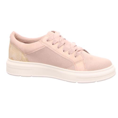 Da.-schnürer 5-5-23627-22 552 S.oliver Sneaker Low Damen Rosa DKRFOoAO