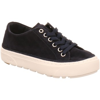 Schuhe Damen Sneaker Low Vado Robe ink 90105-112 blau