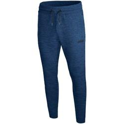 Kleidung Herren Jogginghosen Jako Sport Jogginghose Premium Basics 8429 49 Premium blau