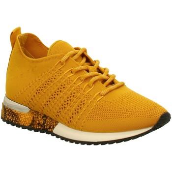 Schuhe Damen Sneaker Low La Strada Premium 1832649 gelb