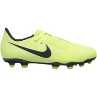 Schuhe Mädchen Fußballschuhe Nike Sohle Jr. Phantom Venom Academy Fg AO0362-717 gelb