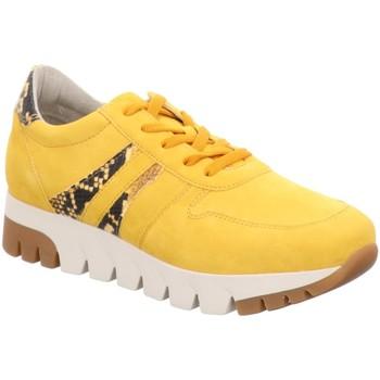 Schuhe Damen Sneaker Low Tamaris 1-1-23741-23/695 gelb