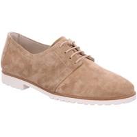 Schuhe Damen Derby-Schuhe & Richelieu Paul Green Schnuerschuhe Soft Suede grain 2595-016 beige