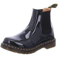 Schuhe Damen Stiefel Dr. Martens Airwair Stiefeletten 2976 BLACK PATENT 25278001 schwarz