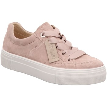 Schuhe Damen Sneaker Low Legero 4-00910-56 4-00910-56 rosa