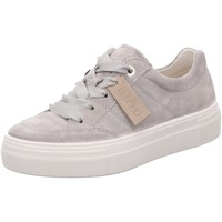 Schuhe Damen Sneaker Low Legero Schnürhalbschuh Lima 6-00910-25 grau