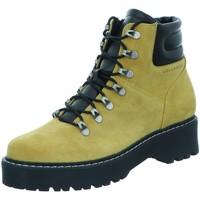Schuhe Damen Stiefel Bullboxer Stiefeletten 364501E6C Yell yellow 364501E6C Yell gelb