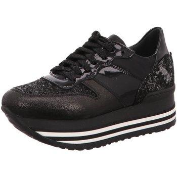 Schuhe Damen Sneaker Low No Claim ISA 10 schwarz