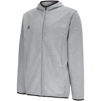 Kleidung Herren Sweatshirts Umbro Sport Pro Hoody UMPF06-B43 grau