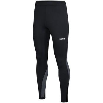 Kleidung Herren Leggings Jako Sport Bekleidung Tight Run 2.0 8326 08 schwarz