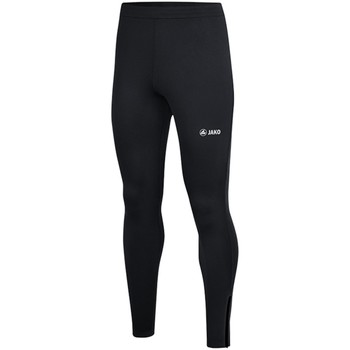 Kleidung Herren Leggings Jako Sport Bekleidung Tight Winter Run 2.0 8426 08 schwarz