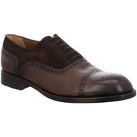 Schuhe Herren Derby-Schuhe & Richelieu Antonio Maurizi Premium H Halb 8724-F brown braun