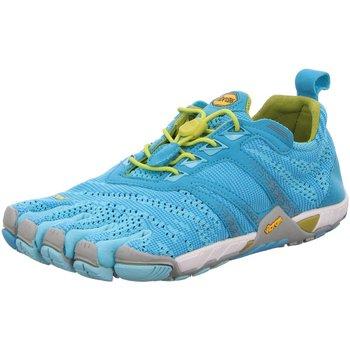 Schuhe Damen Laufschuhe Vibram Fivefingers Sportschuhe KMD Evo hell 15W4004 Lightblue blau