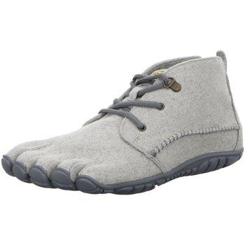 Schuhe Herren Laufschuhe Vibram Fivefingers Sportschuhe CVT Wool hell 15M5802 Grey grau
