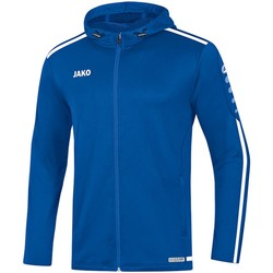 Kleidung Herren Sweatshirts Jako Sport Kapuzenjacke Striker 2.0 6819 04 blau