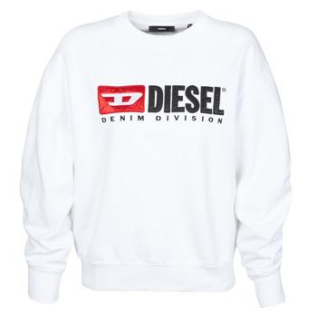 Kleidung Damen Sweatshirts Diesel F-ARAP Weiss