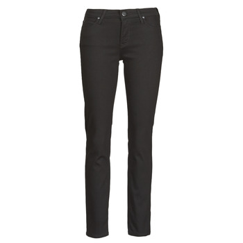 Kleidung Damen Slim Fit Jeans Lee ELLY Schwarz