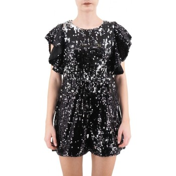 Kleidung Damen Overalls / Latzhosen Aniye By   Anzug Amanda, Schwarz   ANI_135043 00002 Noir