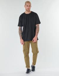 Kleidung Herren Cargo Hosen Urban Classics SUMERO Kaki