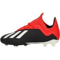 Schuhe Herren Fußballschuhe adidas Originals - X 18.3 fg j nero BB9370 NERO