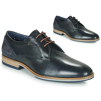 Schuhe Herren Derby-Schuhe Casual Attitude MORANI Schwarz