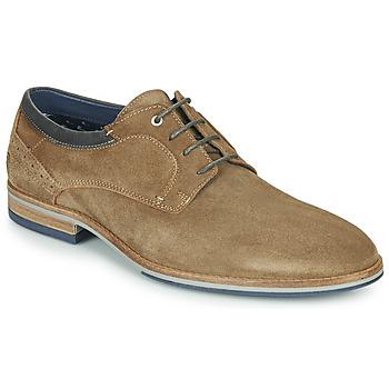 Schuhe Herren Derby-Schuhe Casual Attitude MARINA Maulwurf