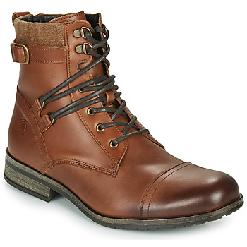 Schuhe Herren Boots Casual Attitude RIVIGH Camel
