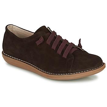 Schuhe Herren Derby-Schuhe Casual Attitude MARIANA Braun