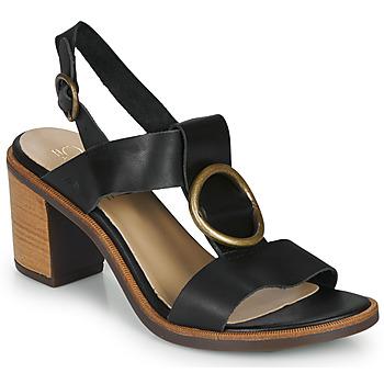 Schuhe Damen Sandalen / Sandaletten Casual Attitude MANON Rot
