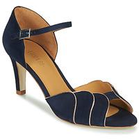Schuhe Damen Sandalen / Sandaletten Emma Go PHOEBE Marine