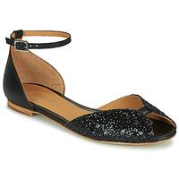 Schuhe Damen Sandalen / Sandaletten Emma Go JULIETTE Schwarz
