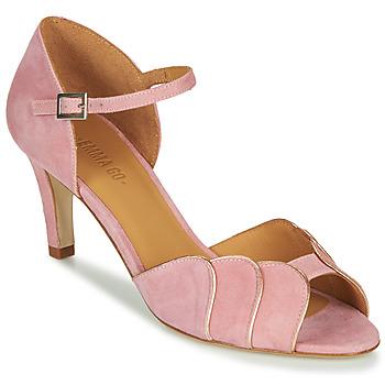 Schuhe Damen Sandalen / Sandaletten Emma Go PHOEBE Rose