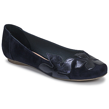 Schuhe Damen Ballerinas Betty London ERUNE Marine