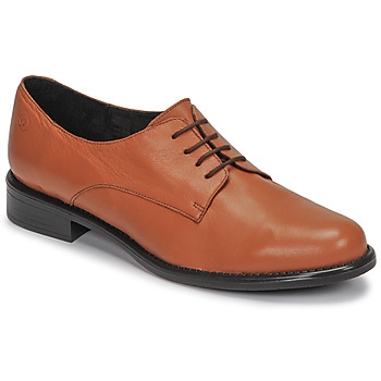 Schuhe Damen Derby-Schuhe Betty London CAXO Braun