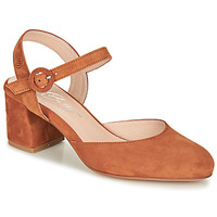 Schuhe Damen Pumps Betty London MALINE Camel