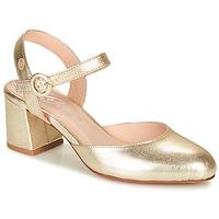 Schuhe Damen Pumps Betty London MALINE Gold