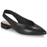 Schuhe Damen Sandalen / Sandaletten Betty London MITONI Schwarz
