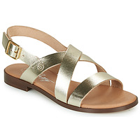 Schuhe Damen Sandalen / Sandaletten Betty London MADISSON Gold
