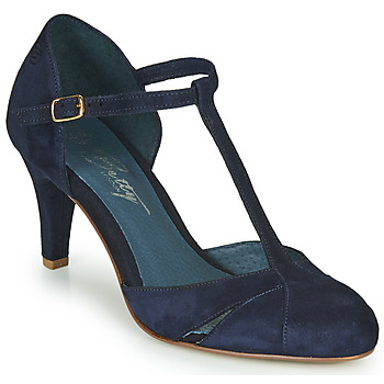 Schuhe Damen Pumps Betty London MANDETTE Marine